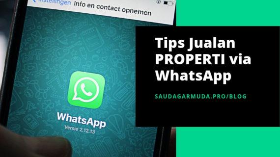 Tips Jualan Properti Syariah via WhatsApp