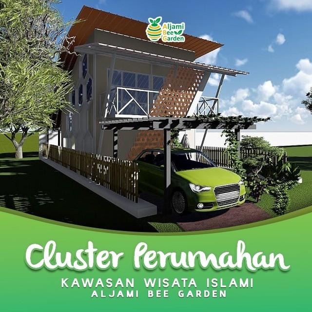 cluster rumah aljami bee garden