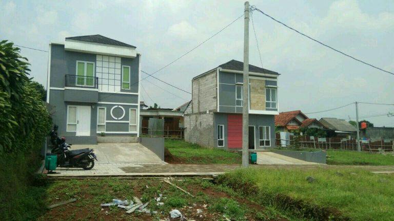 jual rumah dekat stasiun