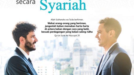 Beruntungnya Bermuamalah Secara Syariah, Wajib Kamu Baca!