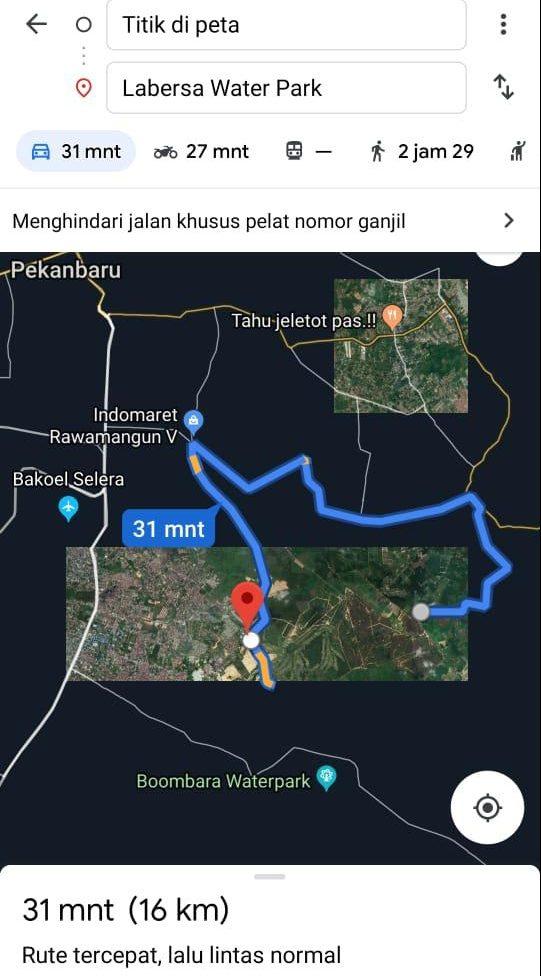 tanah kavling pekanbaru