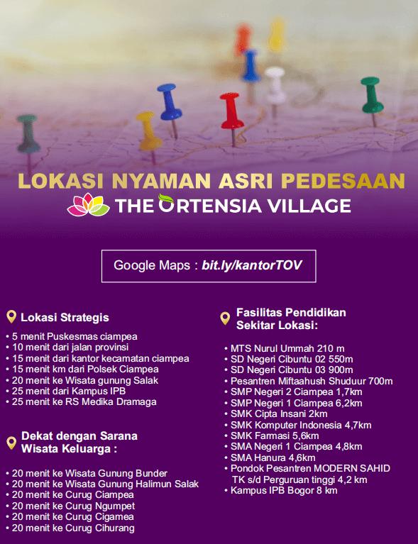 The Ortensia Village - Kawasan Islami di Pedesaan Dekat Wisata Gunung Salak Bogor 9