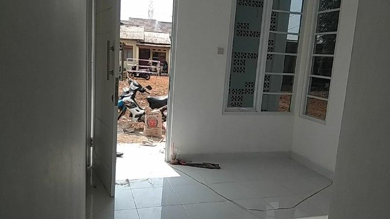 Ruang depan Cluster jattisari Village Bekasi