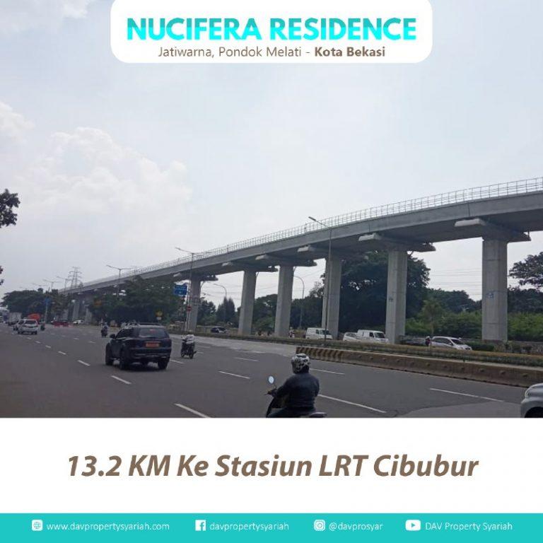 Rumah 2 Lantai di Bekasi-Nucivera Residence-akses lrt cibubur