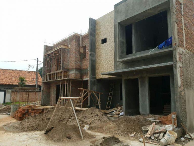 Rumah 2 Lantai di Bekasi-Nucivera Residence-pembangunan rumah 4