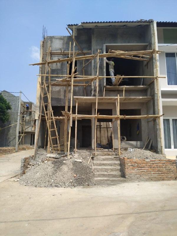 Rumah 2 Lantai di Bekasi-Nucivera Residence-cover