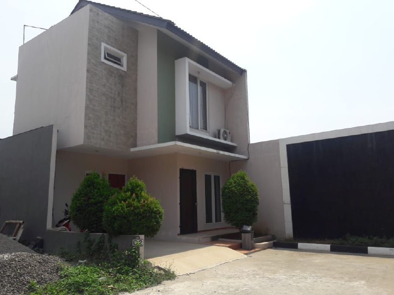 Rumah 2 Lantai di Bekasi-Nucivera Residence-rumah contoh 3
