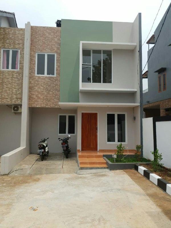 Rumah 2 Lantai di Bekasi-Nucivera Residence-siap huni
