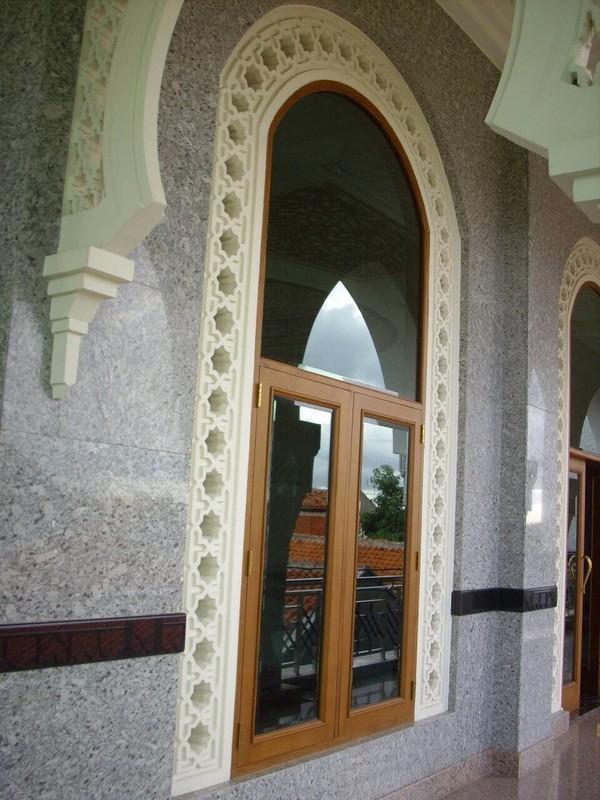 Rumah Syariah Bogor-Denah Tasnim Vintage-mushola