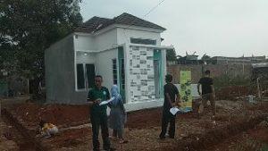 Rumah contoh rumah contoh Cluster Jatisari Village - Kota Bekasi
