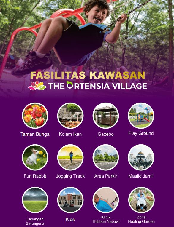 The Ortensia Village - Kawasan Islami di Pedesaan Dekat Wisata Gunung Salak Bogor 7