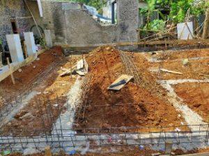 pembangunan 1 Cluster Jatisari Village - Kota Bekasi