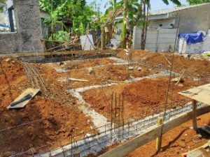 pembangunan Cluster Jatisari Village - Kota Bekasi
