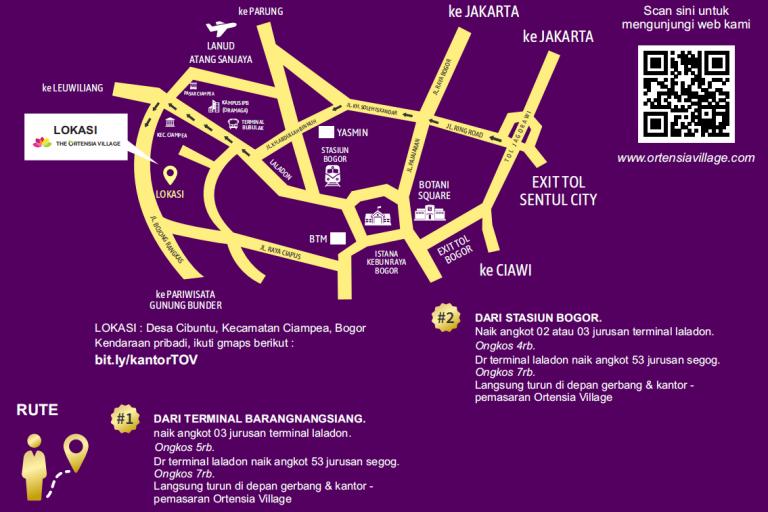 The Ortensia Village - Kawasan Islami di Pedesaan Dekat Wisata Gunung Salak Bogor 10