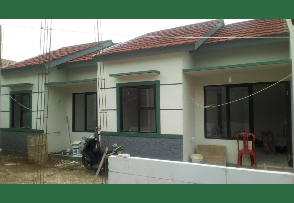 Rumah Syariah Ready Stok-Rumah Syariah Dekat Stasiun-Contoh rumah