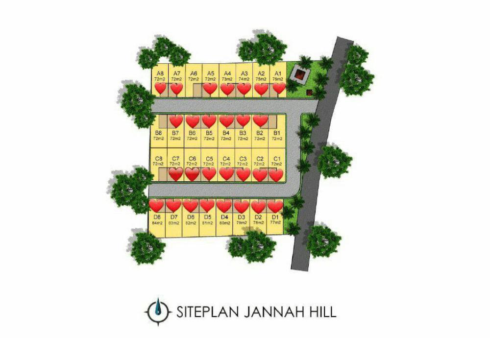 Rumah Syariah tanpa Riba- Jannah Hill