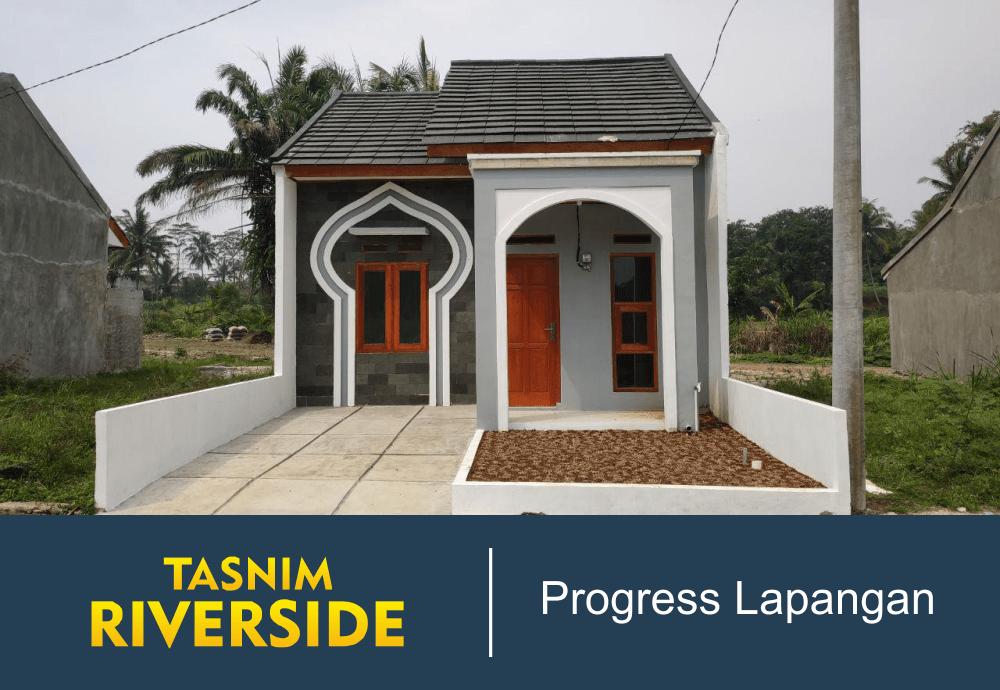 Rumah Syariah di Bogor - Tasnim Reverside-contoh 3d