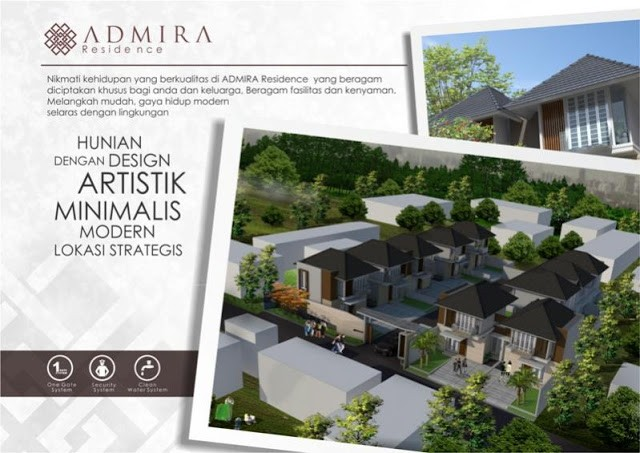 Rumah Syariah 2 Lantai-Admira-Rumah Contoh2