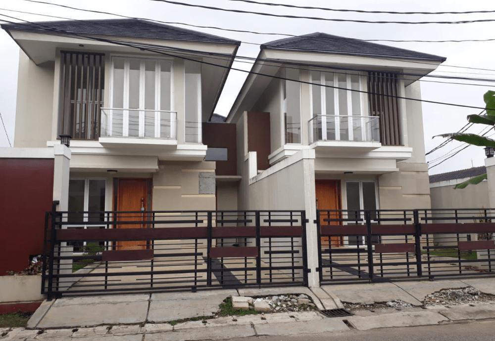 Rumah Syariah 2 Lantai-Admira-Rumah
