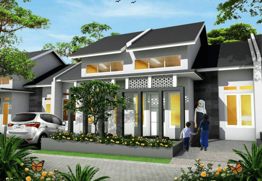 Rumah Syariah Citayam-Jannah Hill 4