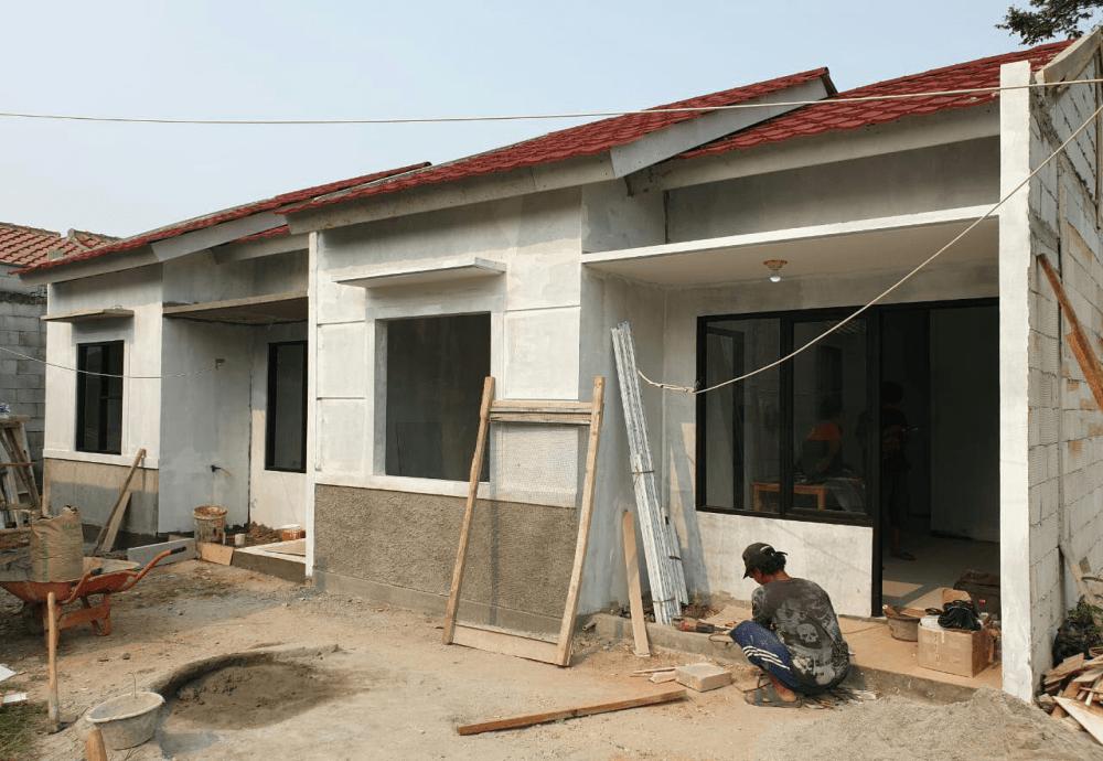 Rumah Syariah Ready Stok-Rumah Syariah Dekat Stasiun-rumah contoh 5
