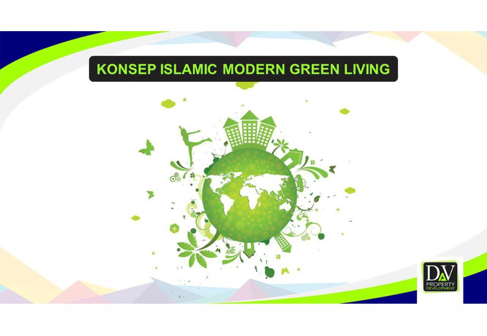 Properti Syariah- Rumah 2 Lantai Sudah Tersedia-green living