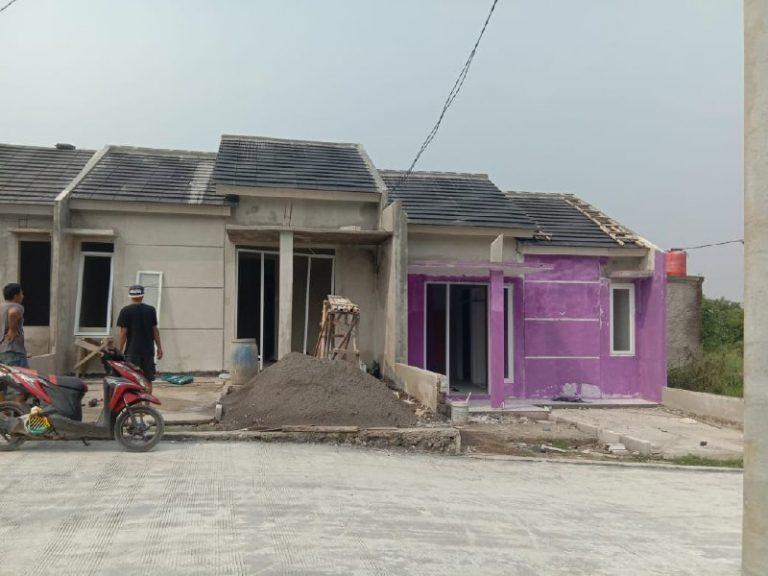 Rumah Syariah Kota Bogor-Bumi Salsabila Indah Dramaga -pembangunan