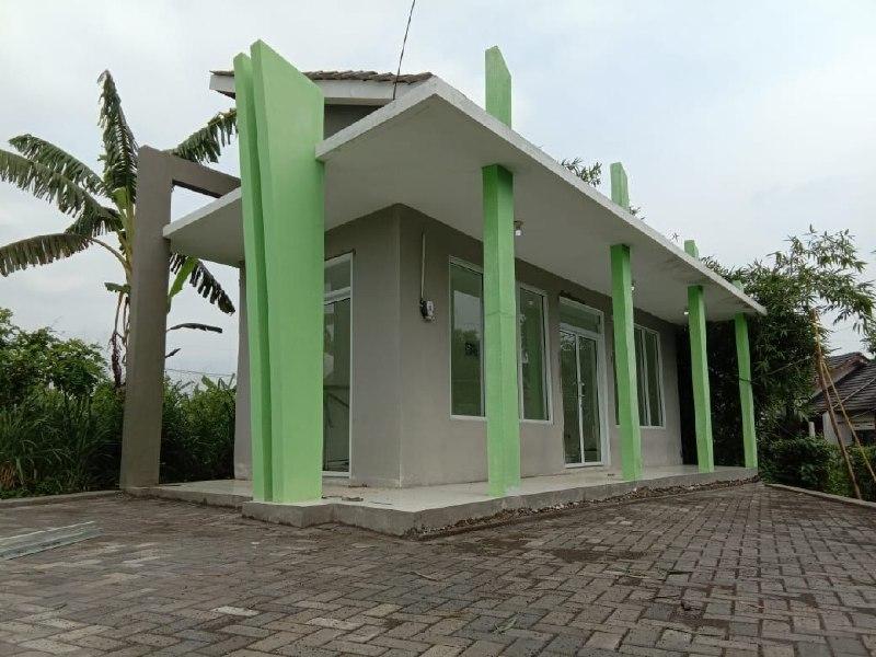 Rumah Syariah Kota Bogor-Bumi Salsabila Indah Dramaga -pos satpam keamanan