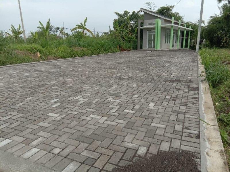 Rumah Syariah Kota Bogor-Bumi Salsabila Indah Dramaga -pos satpam