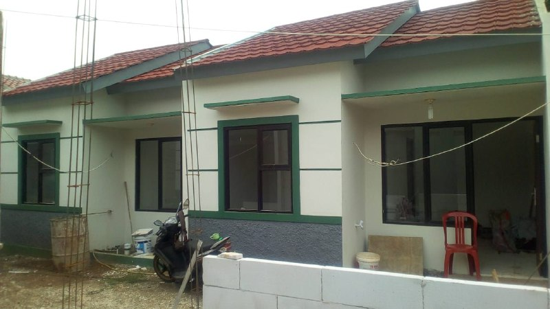Rumah Syariah Ready Stok-Rumah Syariah Dekat Stasiun-rumah contoh 4