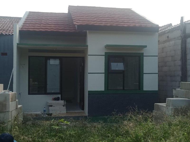 Rumah Syariah Ready Stok-Rumah Syariah Dekat Stasiun-rumah contoh 6