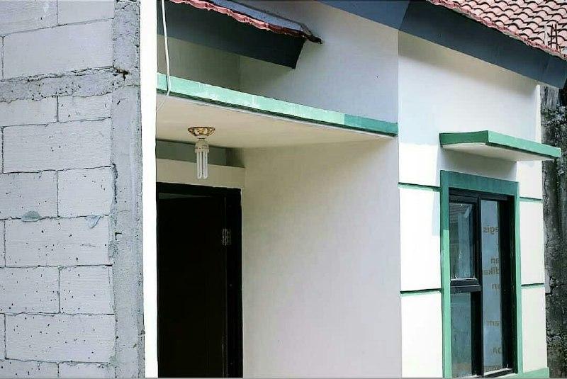 Rumah Syariah Ready Stok-Rumah Syariah Dekat Stasiun-spesifikasi dinding