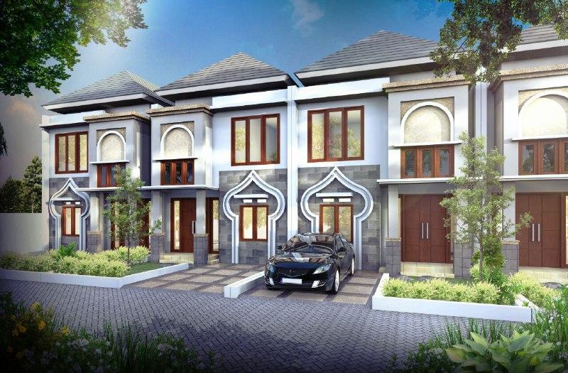 Rumah Syariah di Bogor - Tasnim Reverside-conoth ruah 2 lantai