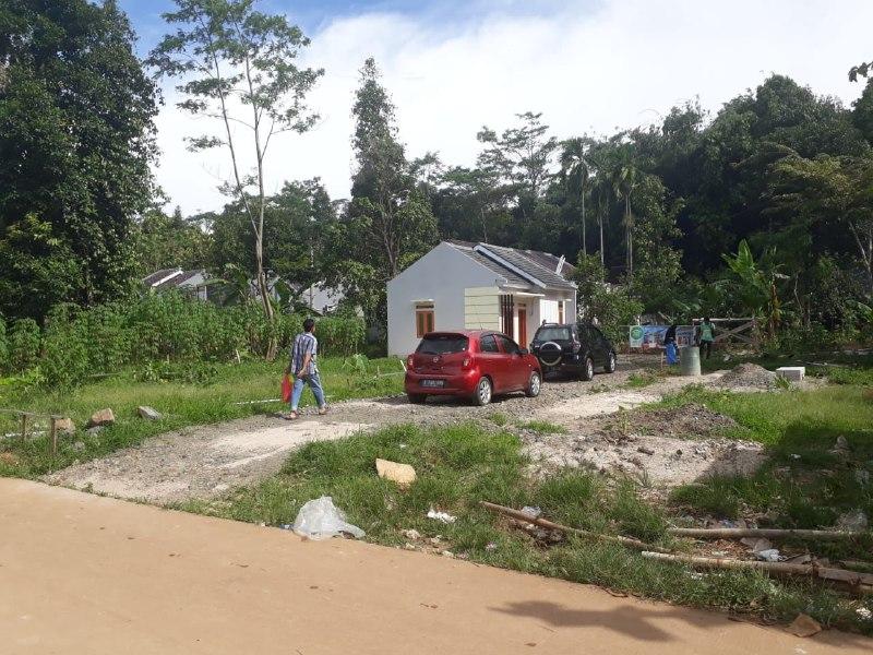 Rumah Syariah di Citayam-Rumah 200 Jutaan-progres