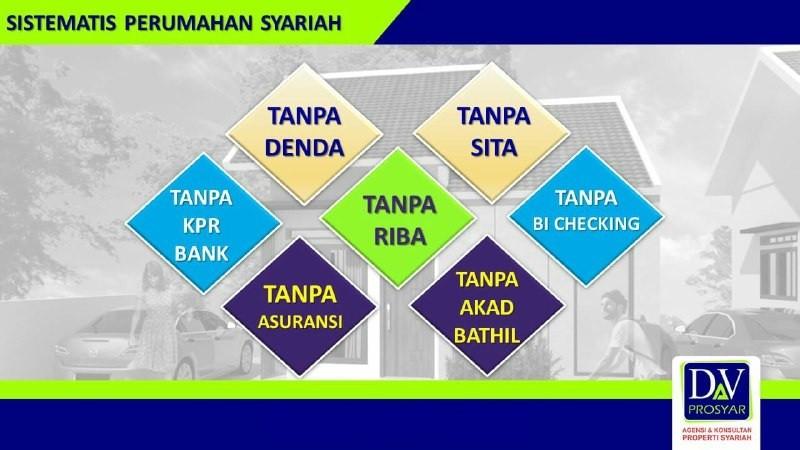 Rumah Syariah di Citayam-Rumah 200 Jutaan-properti syariah 2