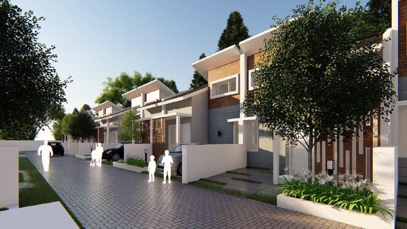 Rumah di karawang-Syariah Cikampek-Nakhil Garden Pawarengan-1