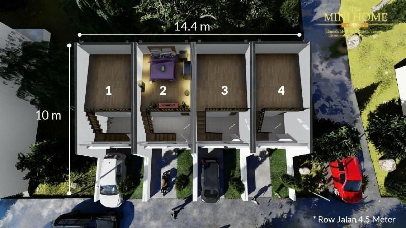 minihome-Rumah 100 jutaan di Bogor-9