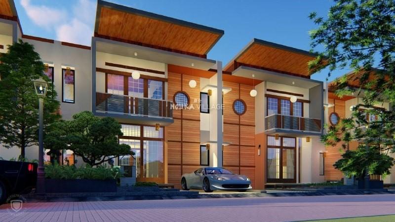 Nouka Village Rumah Bandung-13