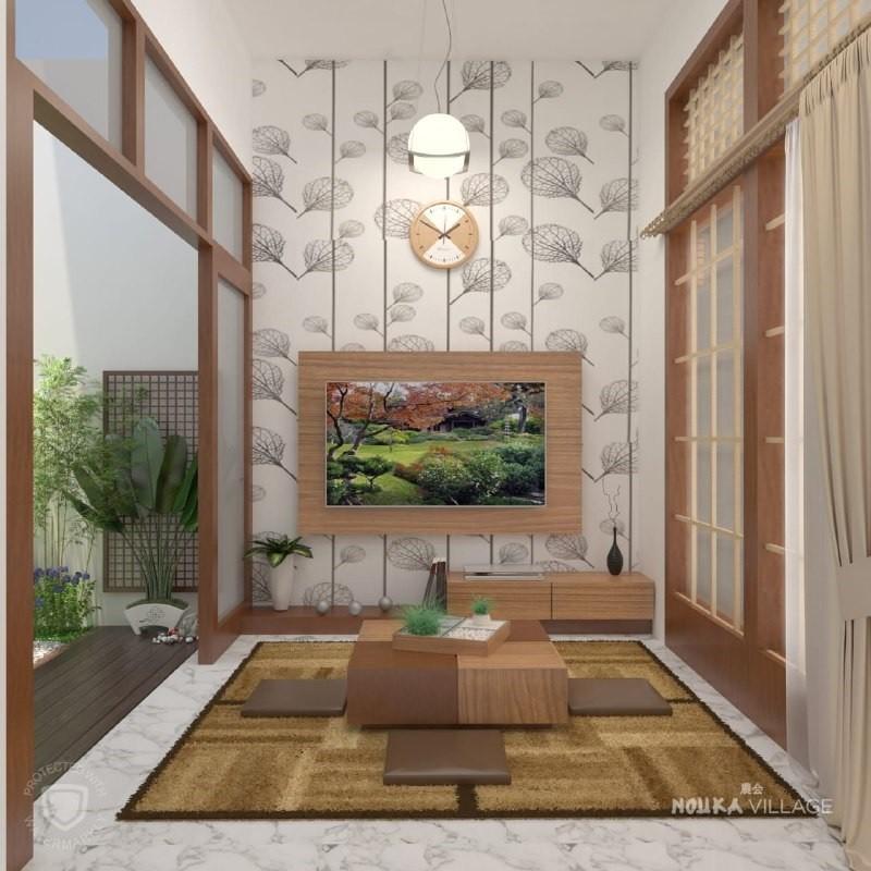 Rumah Jepang Nouka Village-Rumah Bandung-21