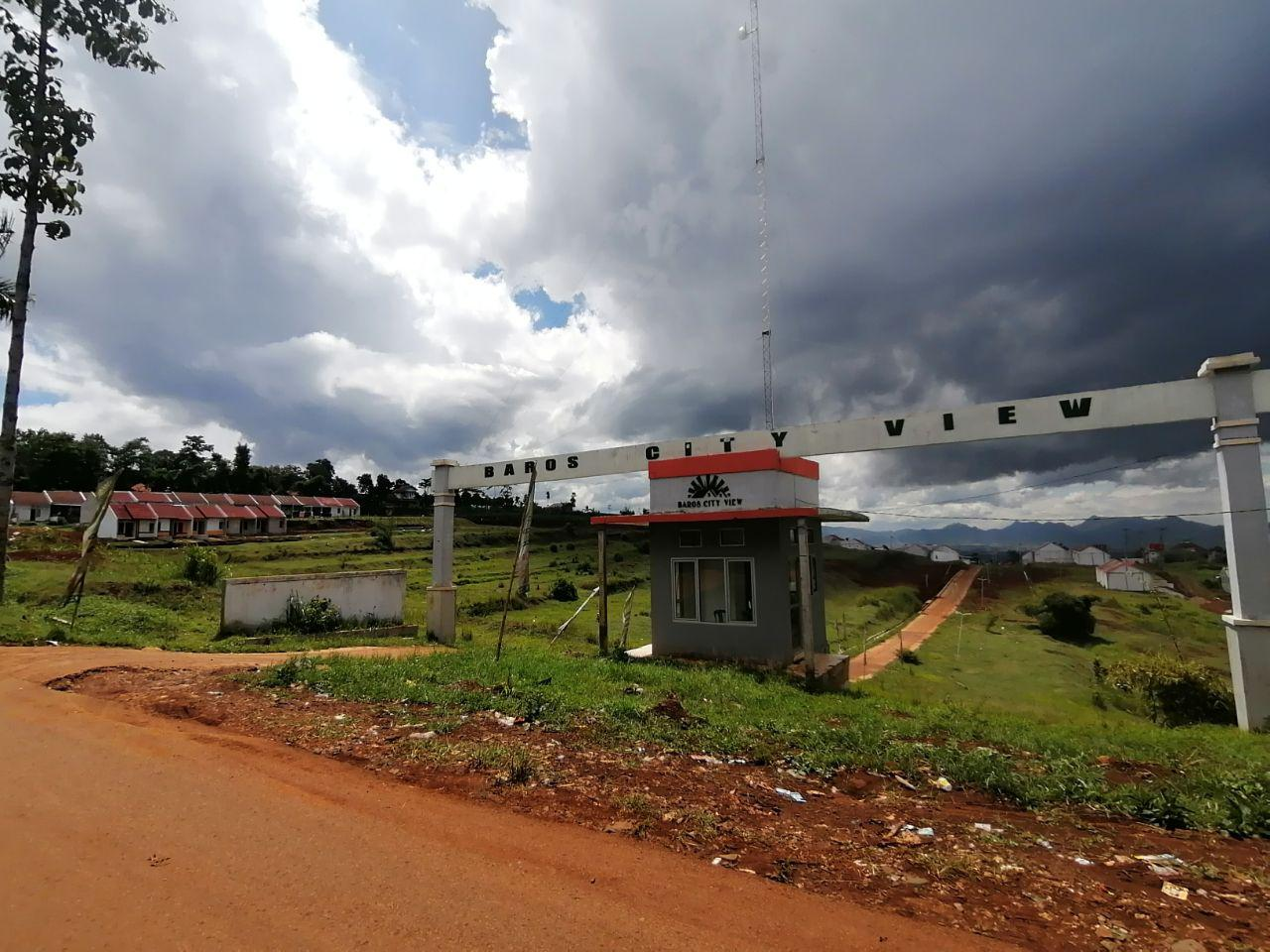 view perumahan baros city view bandung