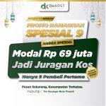 Promo Spesial Ramadhan Dekost Indonesia