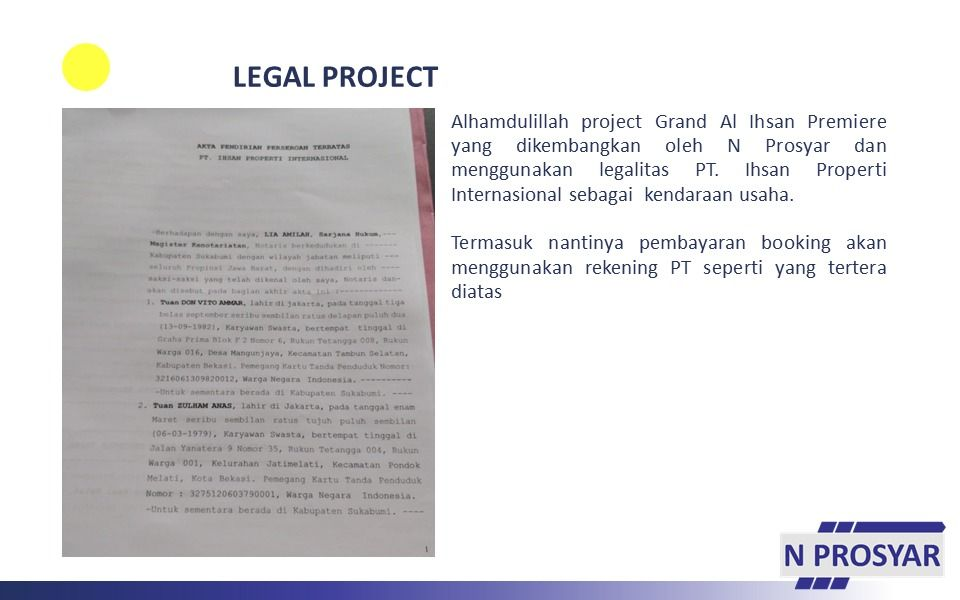 GRAND AL IHSAN PREMIERE - RUMAH SYARIAH DI KOTA BEKASI-1