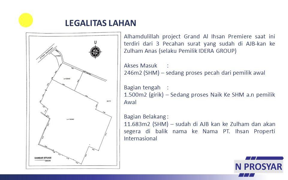 GRAND AL IHSAN PREMIERE - RUMAH SYARIAH DI KOTA BEKASI-2