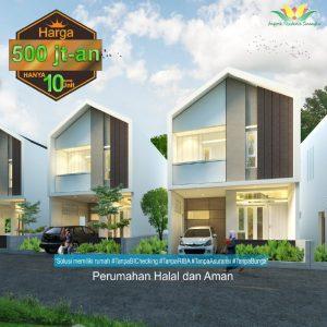 Rumah Syariah Depok- Anggrek Residence Cinangka-20