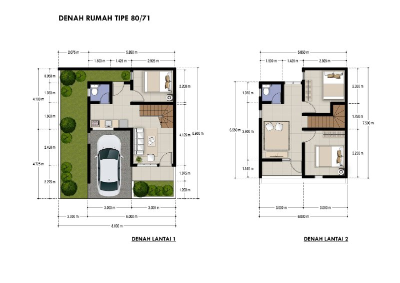Rumah Syariah Depok- Anggrek Residence Cinangka-8