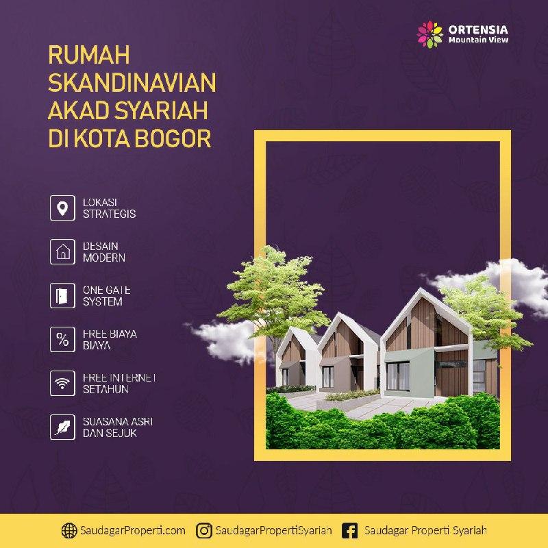 new normal - Rumah syariah di Bogor-ortensia-86