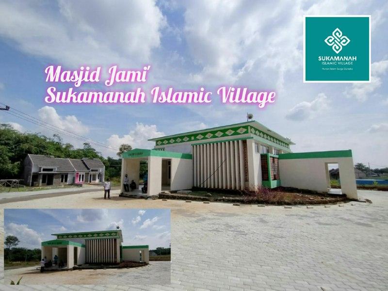 Sukamanah Islamic Village- Rumah syariah Purwakarta-10
