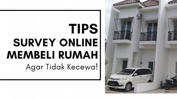 Tips Survey Online Membeli Rumah Dan Investasi Properti Lainnya