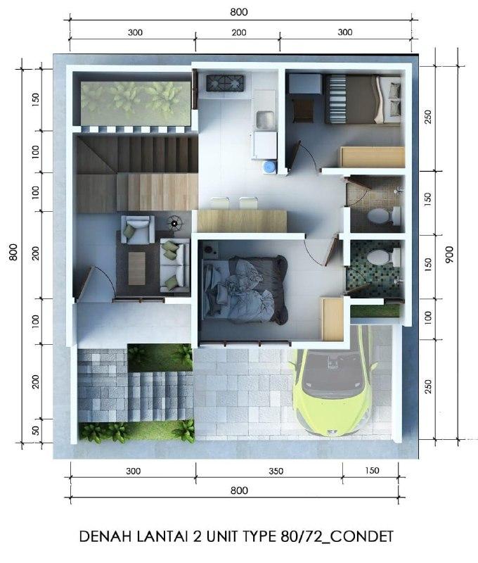 Rumah Syariah Jakarta Timur-adn Residence-12