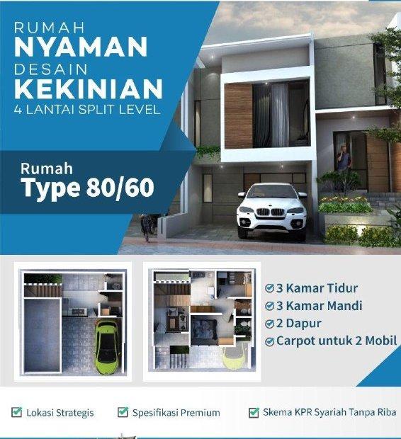 Rumah Syariah 2 lantai Jakarta Timur-adn Residence-21